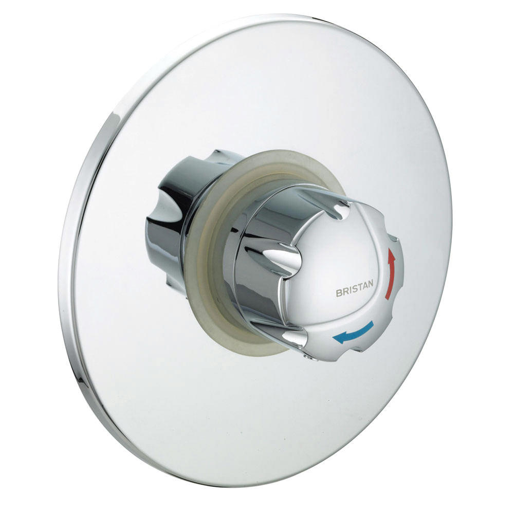 Bristan Gummers Opac Thermostatic Concealed Shower Valve