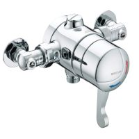 Gummers Opac Thermostatic Exposed Shower Valve With ...