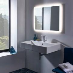 Cast Iron Kitchen Sinks Bar Stools Roper Rhodes Intense Illuminated Mirror | Mle500