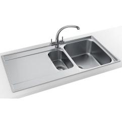 Franco Kitchen Sinks Outdoor Canada Franke Maris Slim Top Propack Mrx 251 Stainless Steel Sink