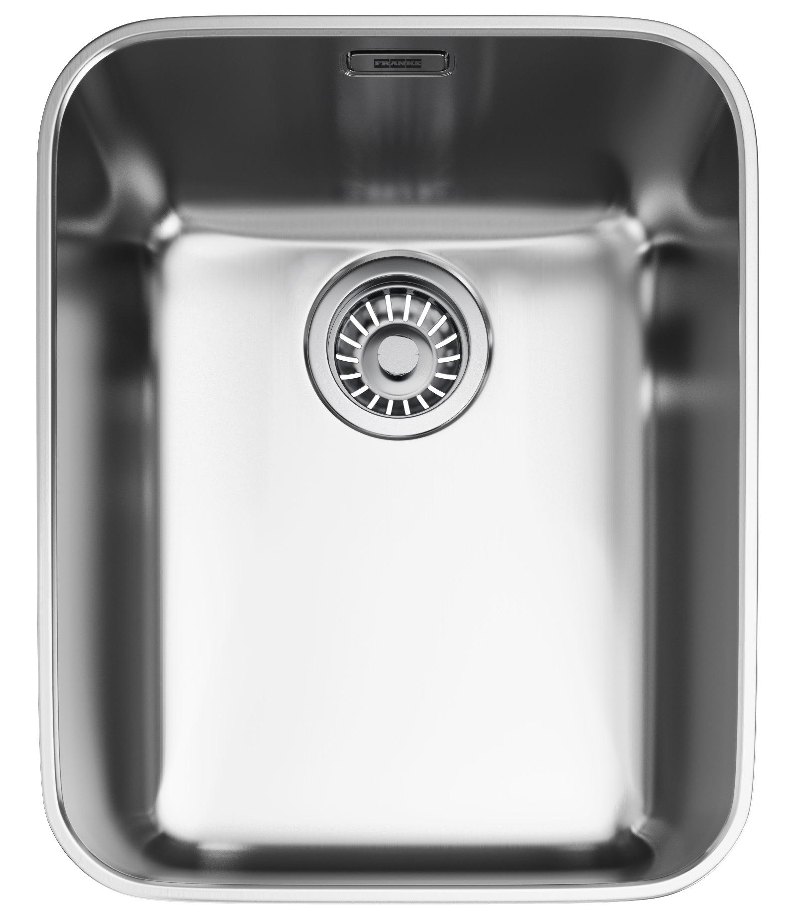 franke kitchen sinks oakley sink backpack stealth black ariane arx 110 35 stainless steel undermount ...