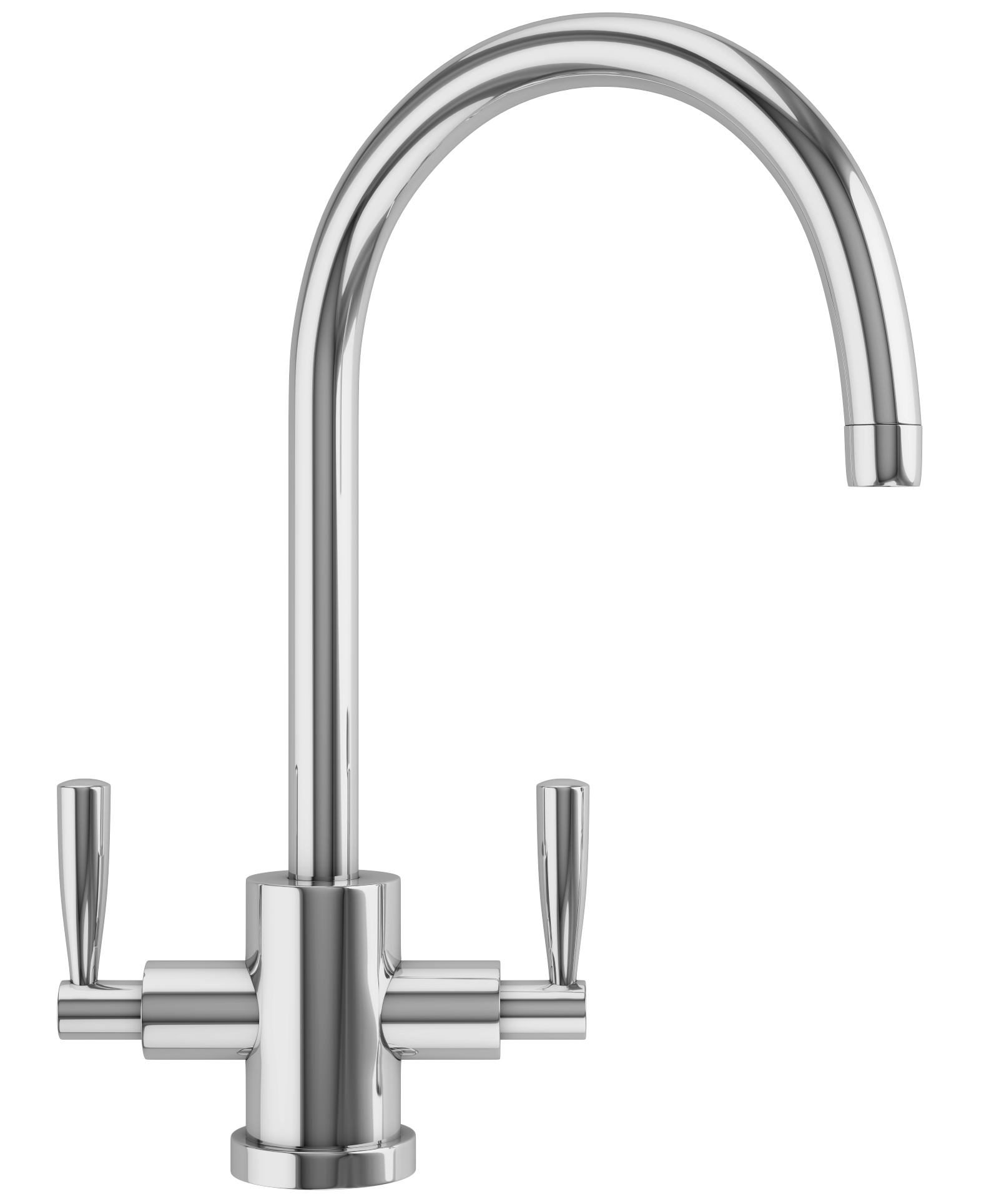 Franke Olympus Kitchen Sink Mixer Tap Chrome