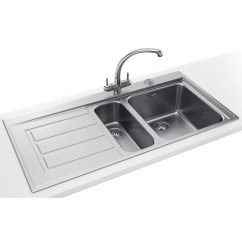 Franke Kitchen Sinks Curtians Epos Propack Eox 651 Stainless Steel Sink