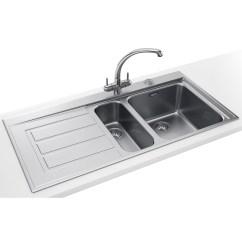 Franco Kitchen Sinks Ikea Cabinet Sale Franke Epos Propack Eox 651 Stainless Steel Sink