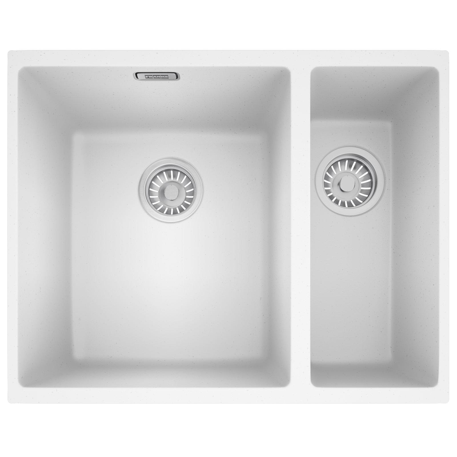 Franke Sirius SID 160 Tectonite 15 Bowl Kitchen Undermount Sink 1250252219