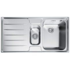 Franke Kitchen Sinks Cabinets For Cheap Laser Lsx 651 1 5 Bowl Stainless Steel