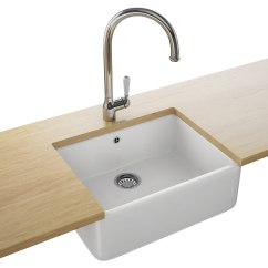 White Kitchen Sink Who Makes The Best Cabinets Franke Belfast Designer Pack Vbk 710 Ceramic