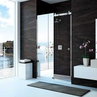 Merlyn 10 Series 1400mm Mirror Sliding Shower Door ...