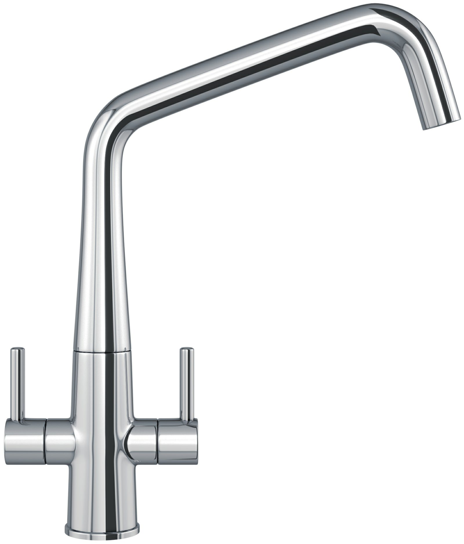 Franke Cristallo Chrome Kitchen Sink Mixer Tap