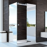 Merlyn 10 Series 1200mm Mirror Sliding Shower Door ...