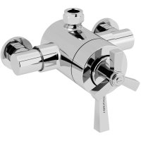 Heritage Gracechurch Exposed Thermostatic Shower Valve ...