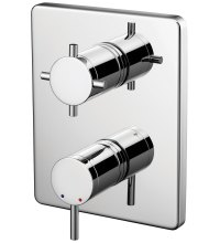 Ideal Standard Trevi Oposta Thermostatic Shower Valve ...