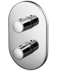 Ideal Standard Trevi Ascari Shower Valve Face Plate - A3971AA