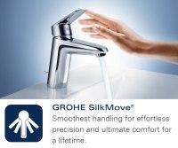Grohe Eurostyle Single Lever Shower Mixer Valve - 23725003