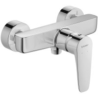 Duravit B.1 Single Lever Exposed Manual Shower Mixer Valve ...
