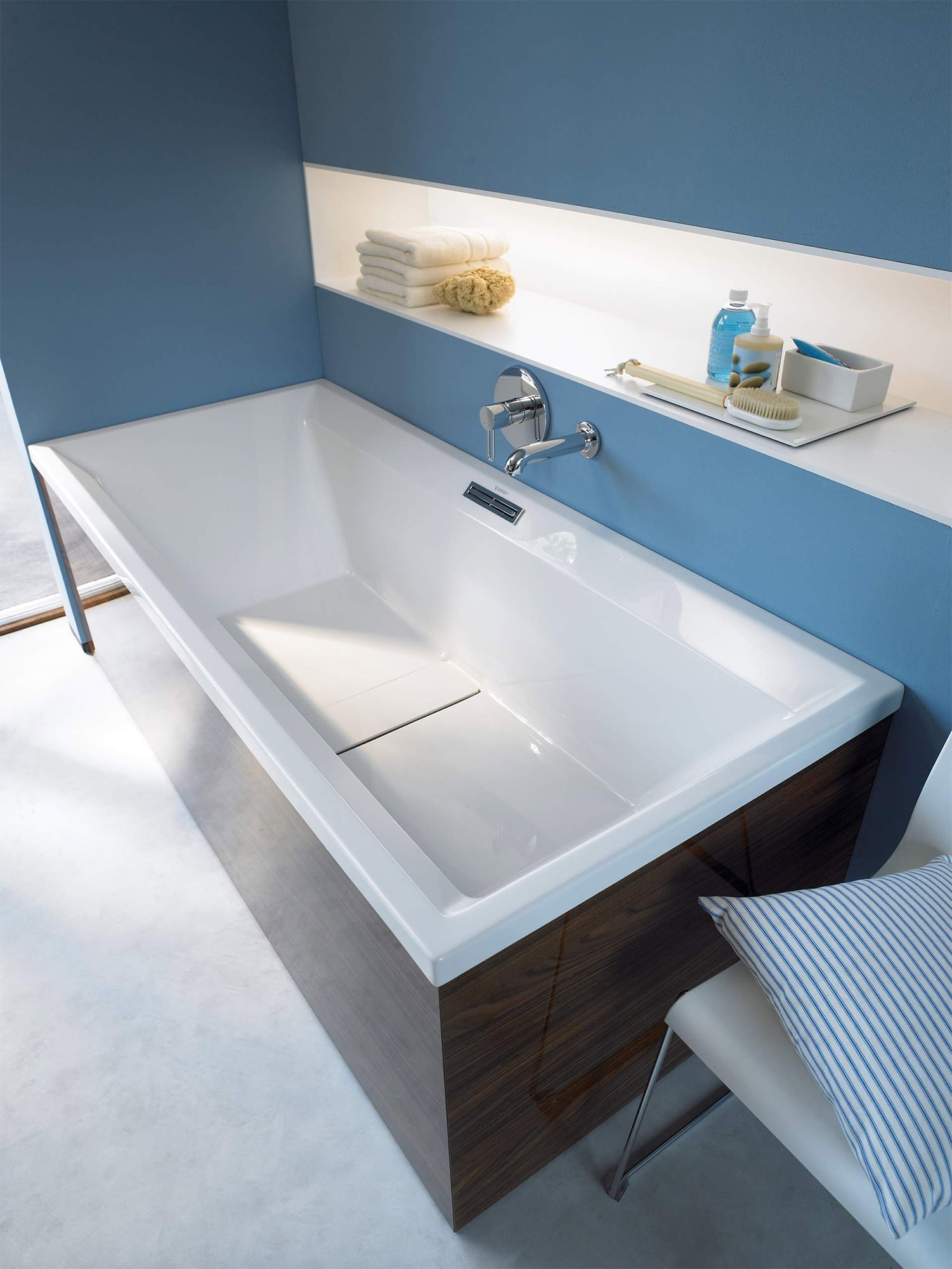 compact kitchens how much does a kitchen island cost duravit 2nd floor built-in 1900 x 900mm bath   700160000000000