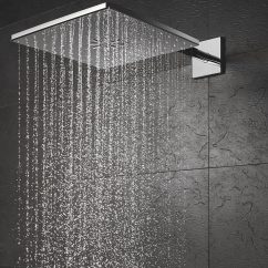Towel For Kitchen Modern Lights Grohe Smart Control 3-way Chrome Square Shower Set 26479000