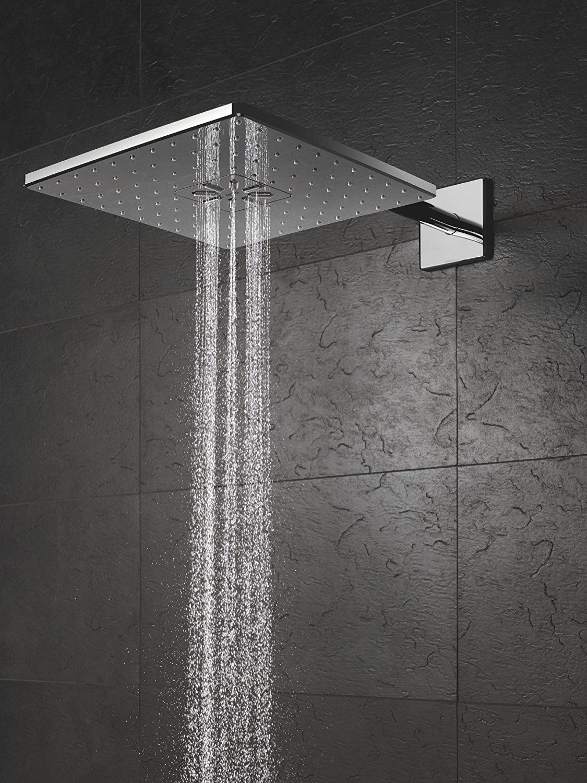 kitchen designer hood designs grohe smart control 3-way chrome square shower set 26479000