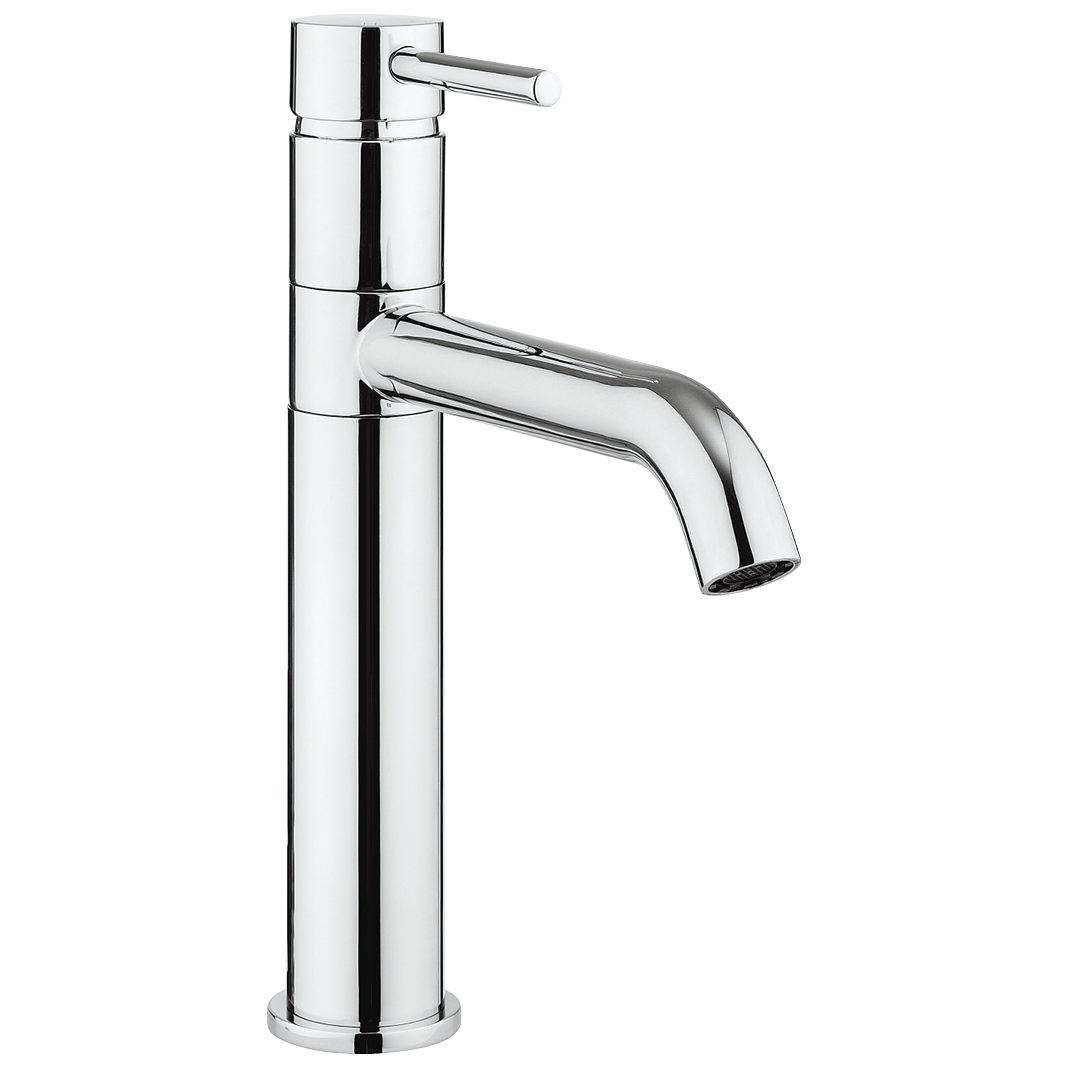 Crosswater Cucina Design Single Lever Chrome Kitchen Sink