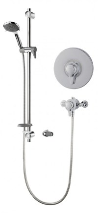 Triton Eden Extended Concentric Mixer Shower Valve With ...