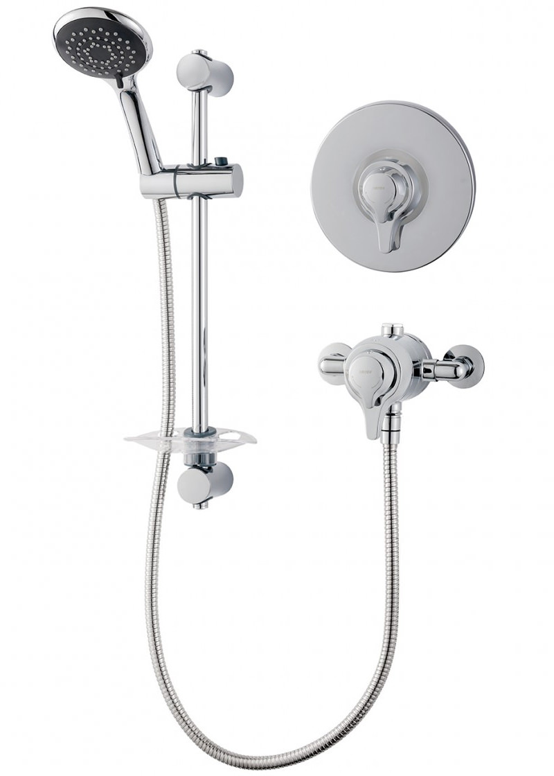 Triton Eden Eco Concentric Mixer Shower Set