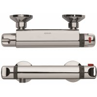 Aqualisa Midas 100 Thermostatic Bar Shower Mixer Valve