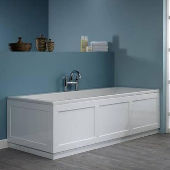 Roper Rhodes Hampton 1700mm Front Bath Panel Mocha  BP900MC