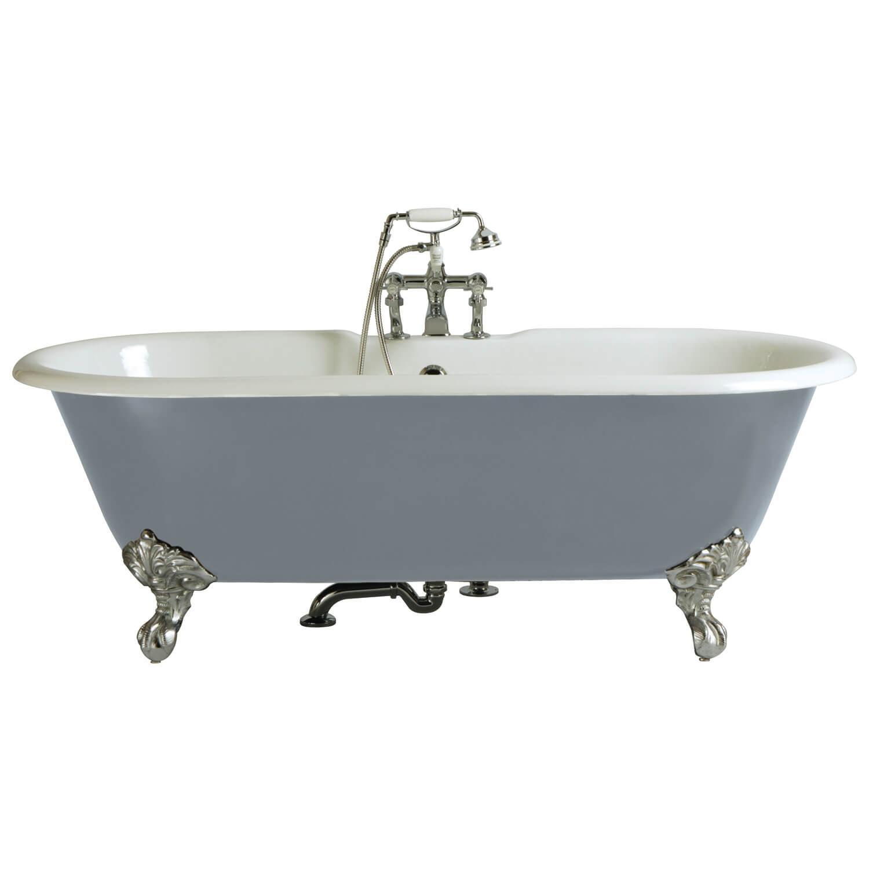 Heritage Buckingham Roll Top Bath With Feet  BRT79  BRT82