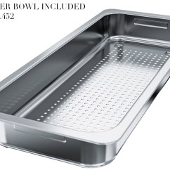 Kitchen Sink Materials Cleaning Floors Franke Centinox Cex 210 Stainless Steel 1.0 Bowl Inset ...