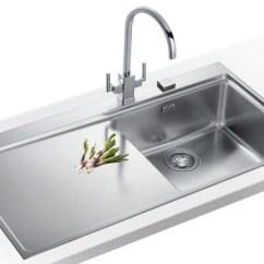 Franco Kitchen Sinks How Much Are Cabinets Franke Mythos Slim Top Dp Mmx 211 Stainless Steel Sink And Tap