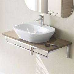 Cast Iron Kitchen Sinks Ikea Kitchens Reviews Ideal Standard Softmood 60cm Vessel Basin - T056101