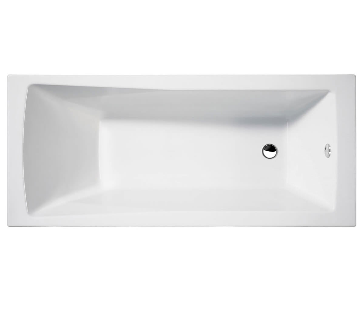Cleargreen Sustain Single Ended Bath 1700 x 700mm  1700 x