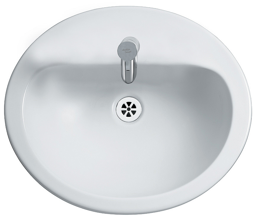 Armitage Shanks Orbit 21 550mm Counter Top Basin