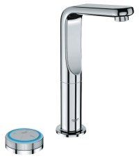 Grohe Spa Veris F Digital Basin Mixer Tap With Digital ...
