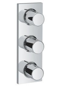 Grohe Spa Grohtherm F Trim Concealed Shower Valve With ...