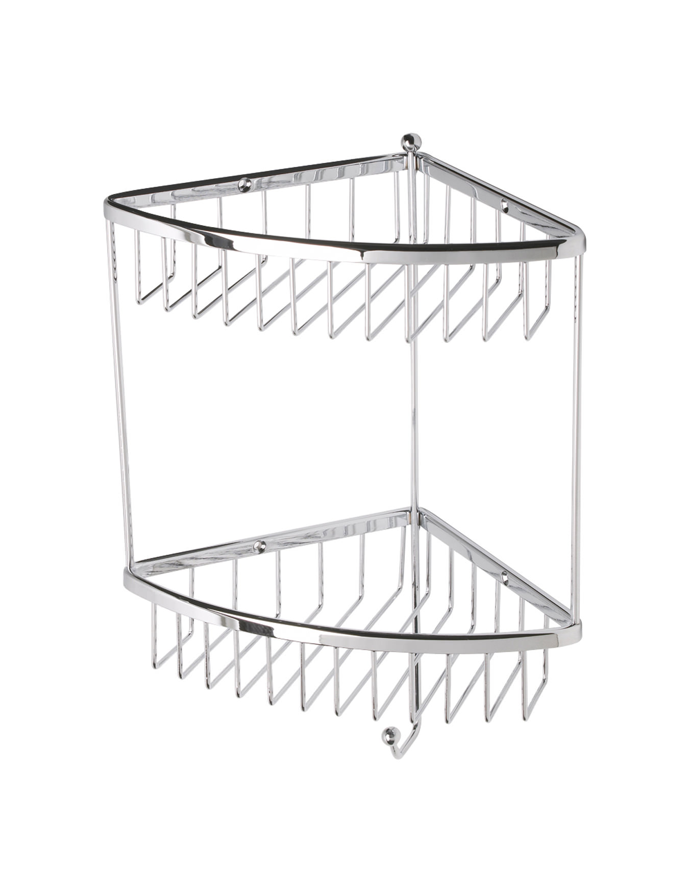 Roper Rhodes Madison Double Corner Basket 190mm Wide