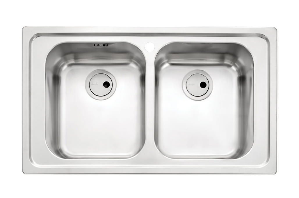 Abode Kode 20 Kitchen Sink With No Drainer Aw5043