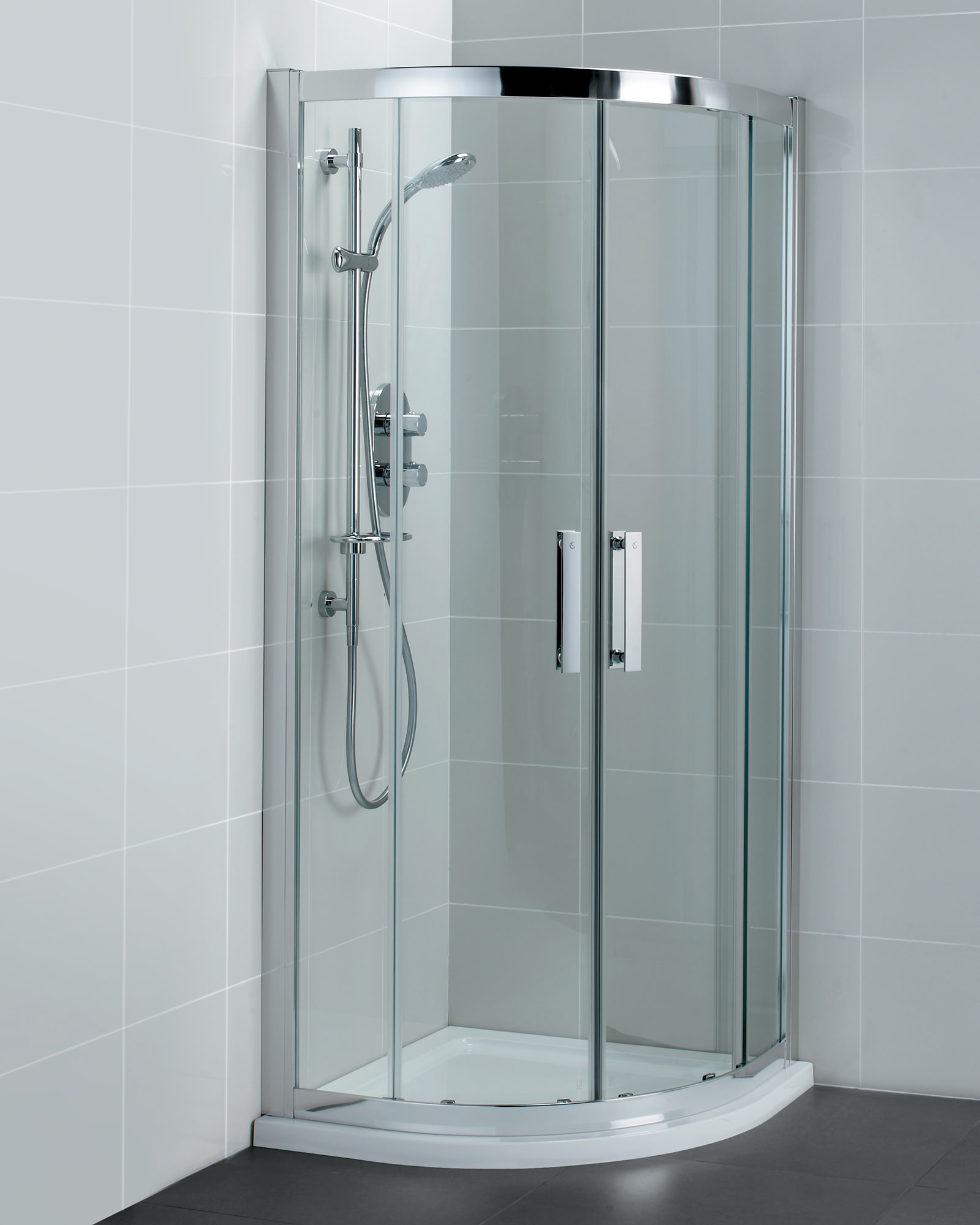 Ideal Standard Synergy Quadrant Shower Enclosure 800mm