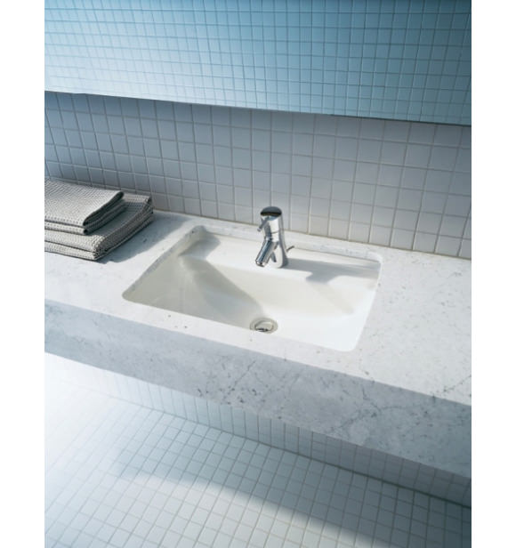 Duravit Starck 3 Vanity Under counter Basin with Overflow