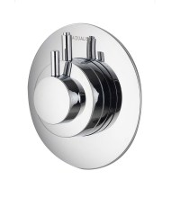 Aqualisa Dream Concealed Thermostatic Shower Valve With
