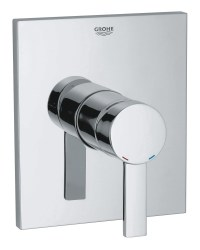 Grohe Spa Allure Single Lever Shower Mixer Trim - With Or ...