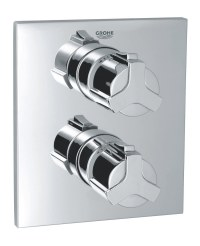 Grohe Spa Allure Concealed Thermostatic Shower Mixer Valve ...