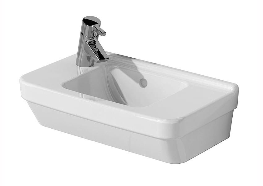 VitrA S50 Compact Basin 1 Tap Hole On Left Hand Side