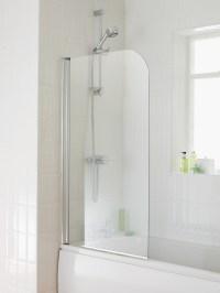 Essential Element Bath Screen 750x1300mm   EB301