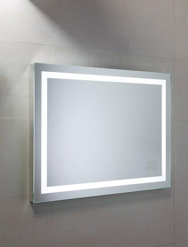 Bathroom Mirror with Bluetooth