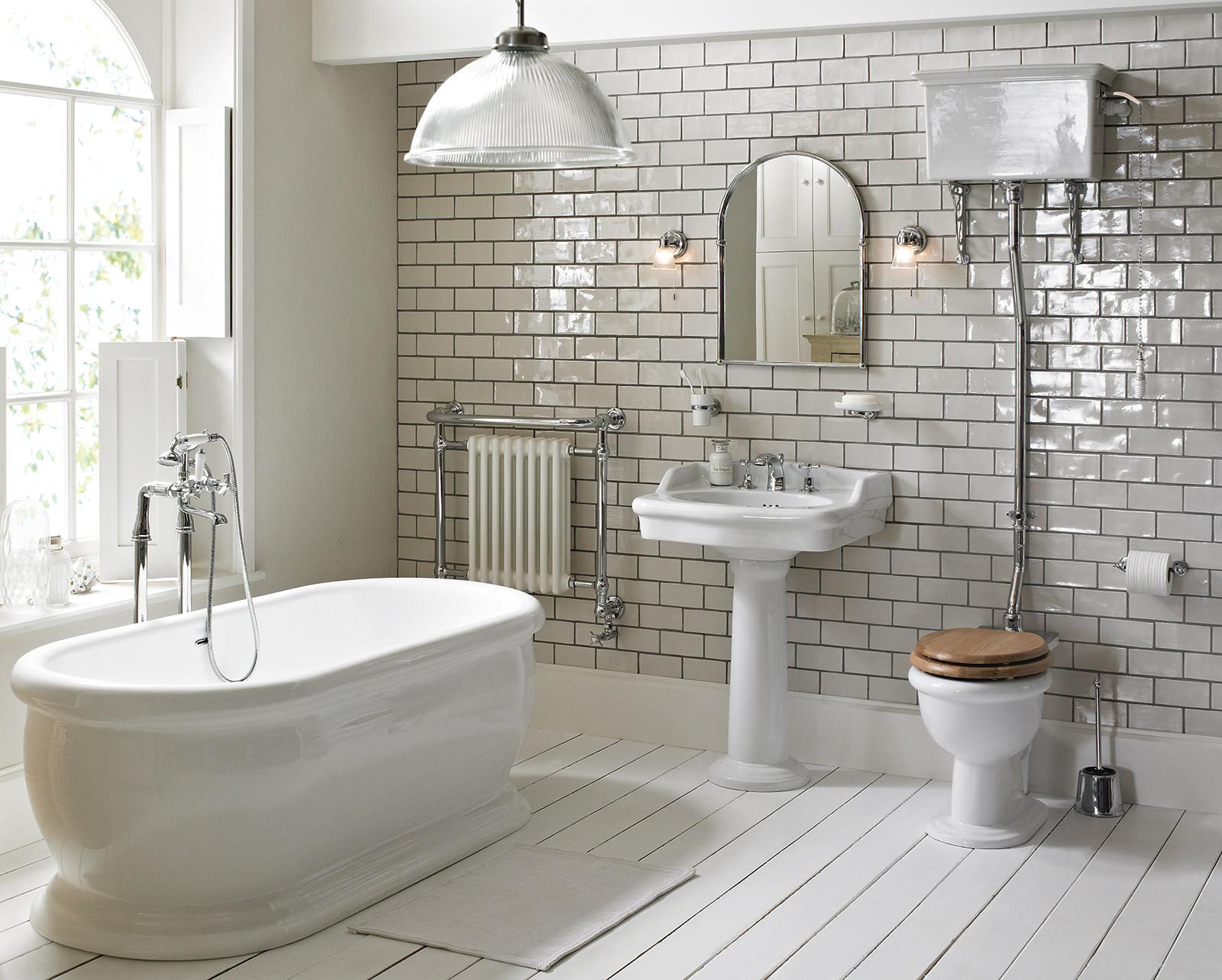 Heritage Victoria Traditional Bathroom Suite  3