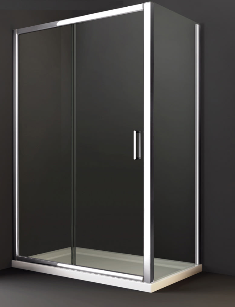 Merlyn 8 Series Sliding Shower Door 1000 x 1950mm  M88231