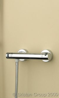Bristan Artisan Thermostatic Bar Shower Valve And Fast Fit ...