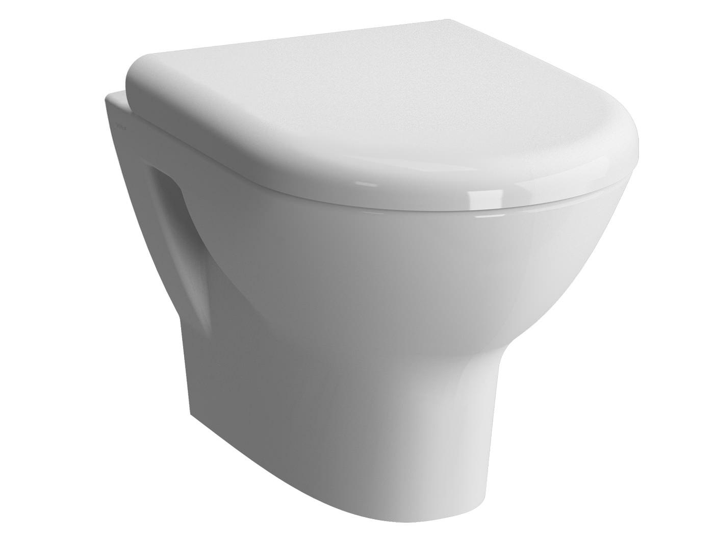 VitrA Zentrum 500mm Wall Hung WC Pan  5785L0030075