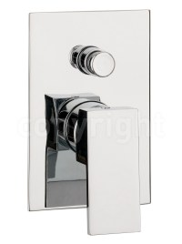 Crosswater Water Square Manual Recessed Valve With ...